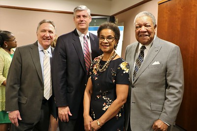 Judge Tusan Retirement Reception