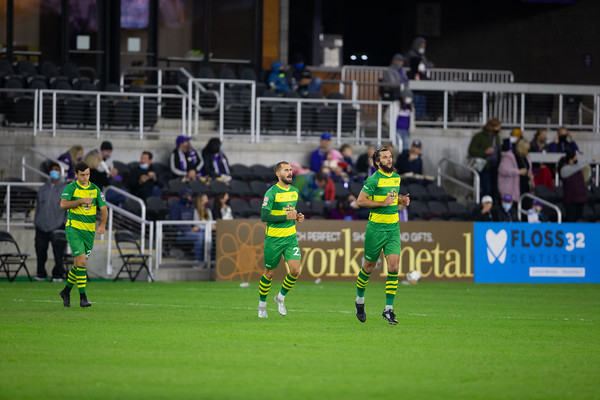 Tampa Bay Rowdies 10-24-2020