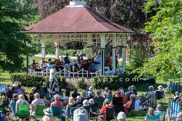 HPO Music in Alexandra Park (August 2021)