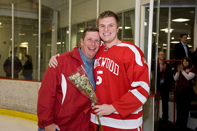 Kirkwood Senior Night 2013