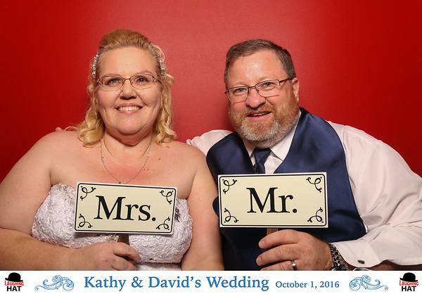 Kathy & David's Wedding