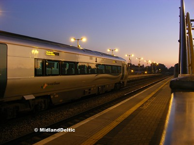 Portlaoise Trains, 01-10-2015