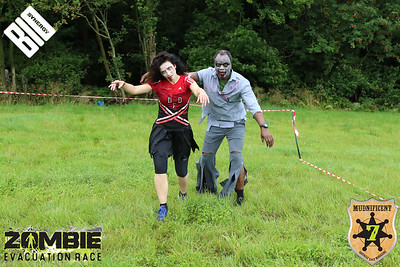Zone 3 - Zombie Evacuation Race
