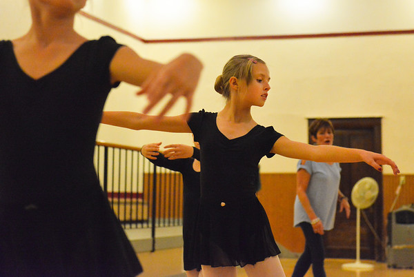 Local Dance Students Prepare for Nutcracker