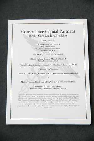 2017.01.10 Consonance Capital Breakfast