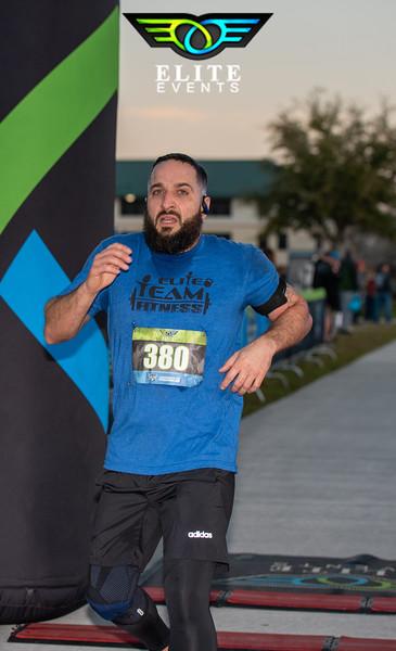 Fort Myers City of Palms Half Marathon & 5k - 2020