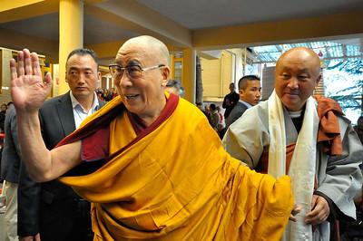 The Exiled Tibetans - Mcleodganj