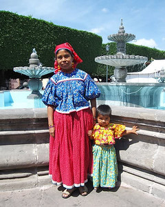 The Indigenous People Of Mexcio
