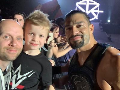 Roman Reigns - WWE Live Liverpool (2019)