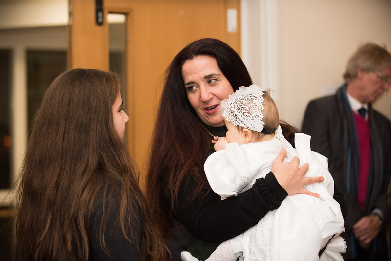 Aliyah's Baptism Borehamwood. 09-12-2017 Photos by Sophie Ward Photography