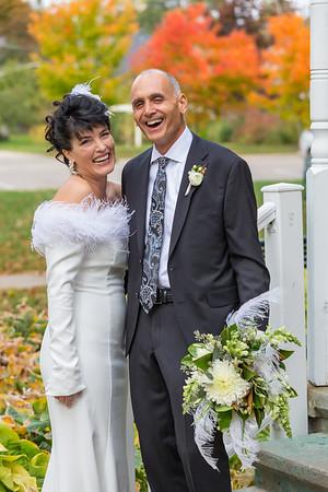 Wendy Matt Northern Michigan Wedding