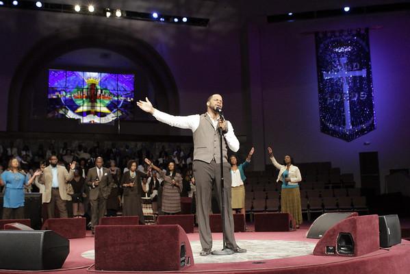 Sunday Worship 11/09/14