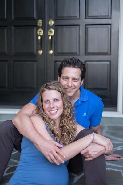 Guy and Nicole