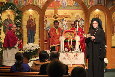 Feast of St. Demetrios Vespers