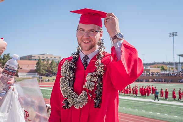 Matts Graduation 2018