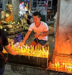 Thailand - 19th Feb 2019 (Magha Puja day)