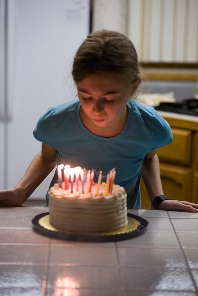 Sarah's 13th Birthday
