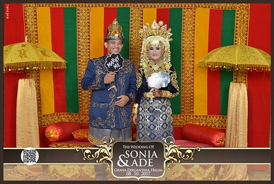 171008 | The Wedding Sonia & Ade