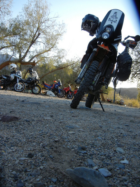 Death Valley 2011 - Nowwhat, Sito & Toast