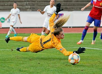 FC Basel  1893 Frauen - Servette FC Chénois Féminin / 12. September 2020