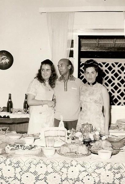 Carmen Ribeiro, Valente, Milu Videira