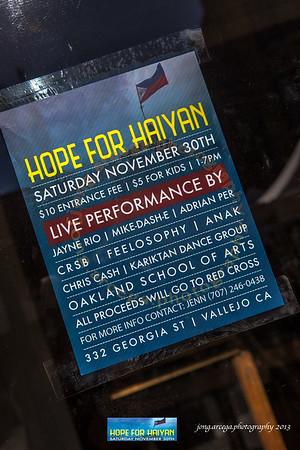 2013 Hope For Haiyan