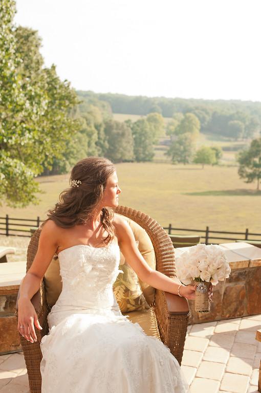 Kendra the bride