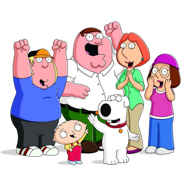 . FAMILY GUY   (2012/Fox)