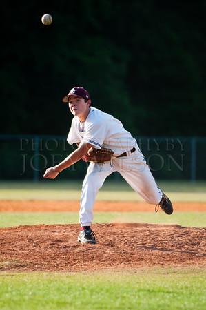 BC vs Bradwell - Baseball 4/27/2012