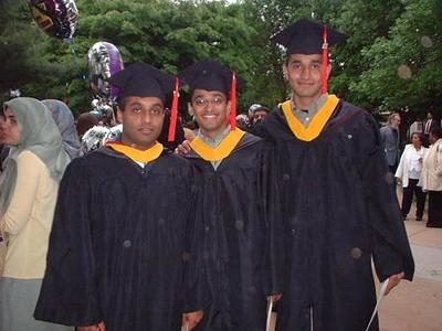 Viv Rutgers Graduation