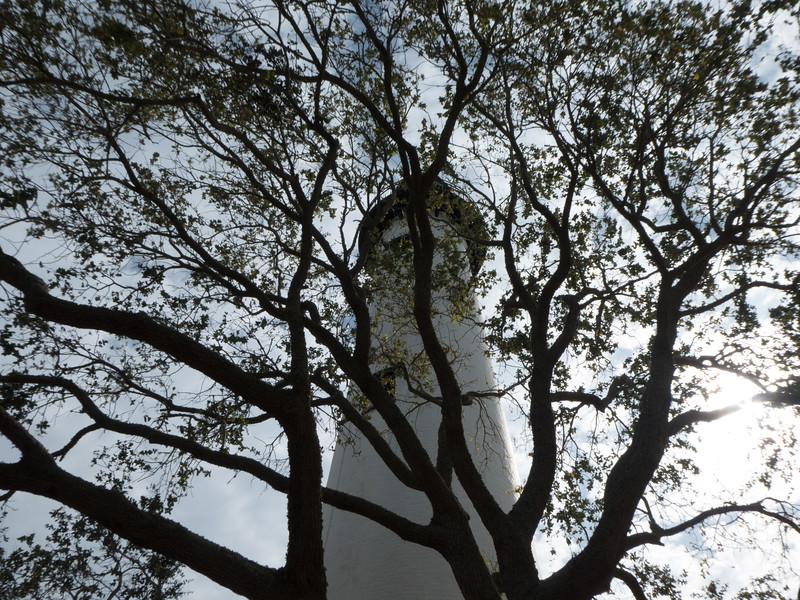 Saint Simons Island lighthouse