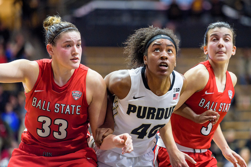 12/4/17 Ball State 66, Purdue 60