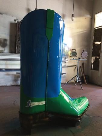 TAMU-CC Boot