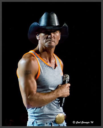 Tim McGraw - June 14, 2014