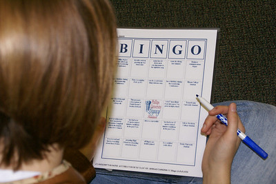 Bingo Get Acquainted Fun