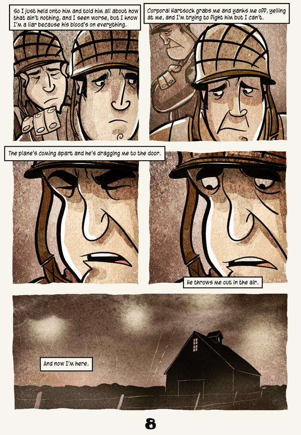 Brothers in Arms Page 8