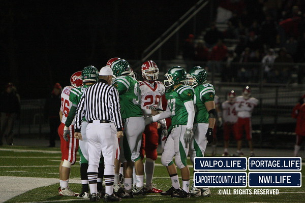 VHS Football Sectional Title Game vs. Crown Point 2010