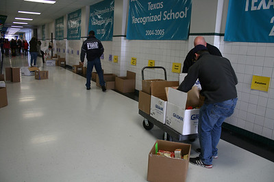 Stuff the Bus, Food for the Soul - February 2013