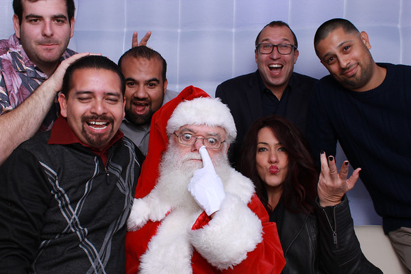 LA36 Holiday Party 2018