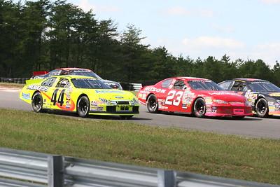 09-13-09 NJMP Thunderbolt-ARCA South Jersey Buliding Trades 150 Race