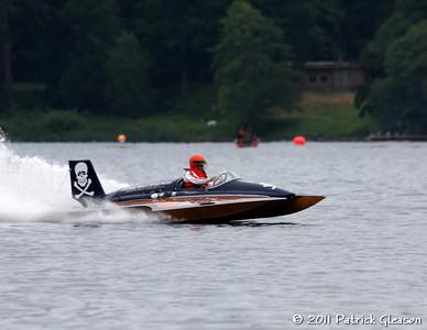 Black Lake Regatta 2011, Sunday