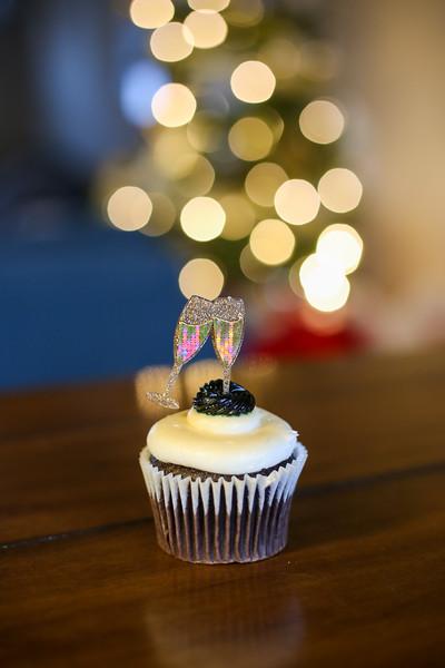 NYE Cupcake 12.31.19
