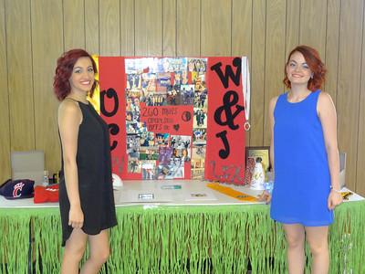 Devon's Grad Party 2015