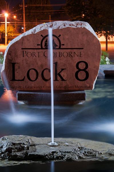 Port Colborne Ontario - Lock 8
