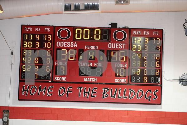 Varsity-Odessa vs Excelsior Springs 1-5-09