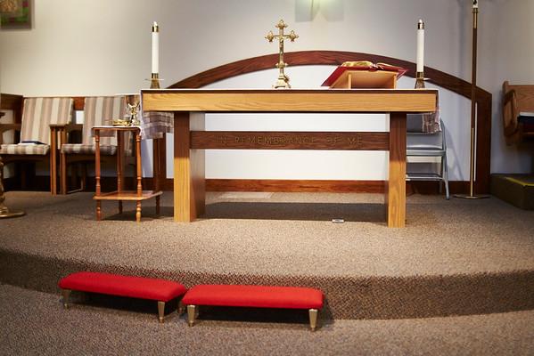 Kristina Rake's Ordination
