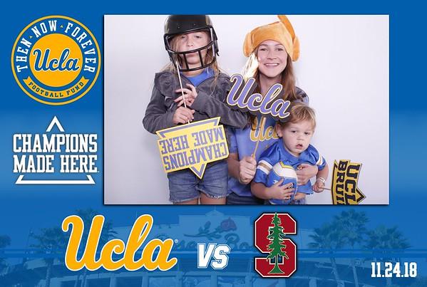 UCLA vs Stanford 2018