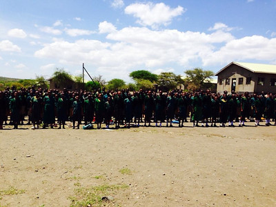 Manyara Ranch Primary School