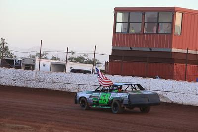 Abilene Speedway Southern Challenge Saturday-Sprints