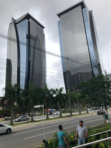 new buildings near Shopping Morumbi